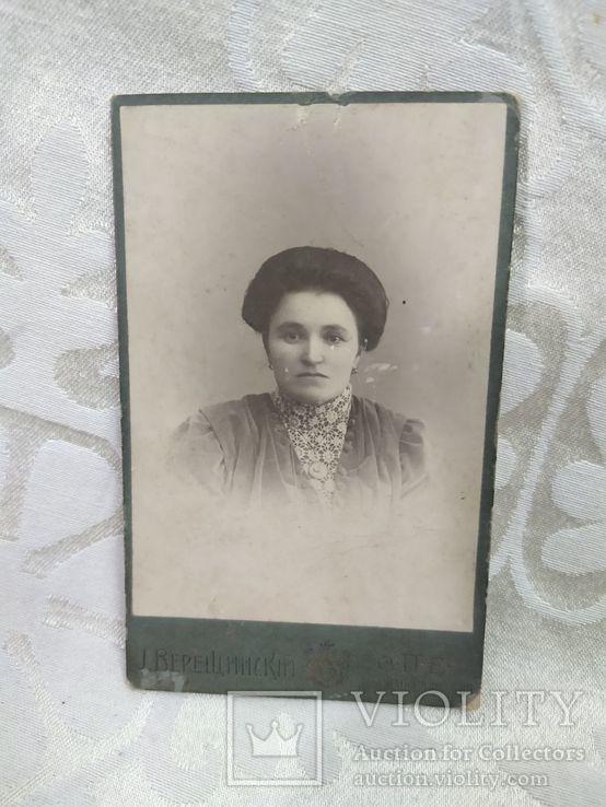 Портрет женщины, фото №2