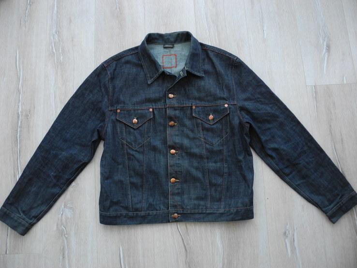 Куртка джинсовая Hugo Boss р. L ( Сост Нового )