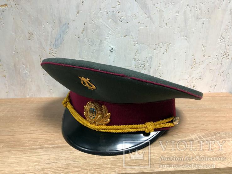 Фуражка, военный оркестр ВС Украины, фото №2