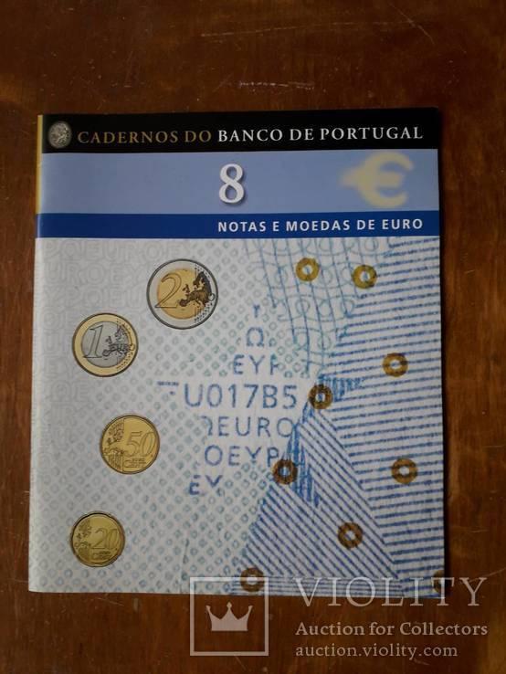 Cadernos n. 8 do Banco de Portugal: Notas e Moedas, фото №2