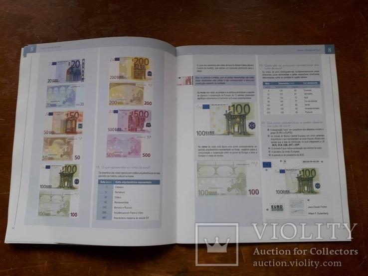 Cadernos n. 8 do Banco de Portugal: Notas e Moedas, фото №3