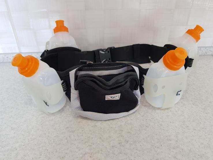 Спортивная сумка с бутылкой (код 5)