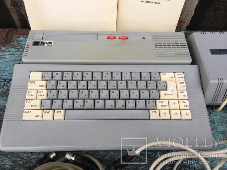 Орель бк-08 с документами и инструкцией, фото №3