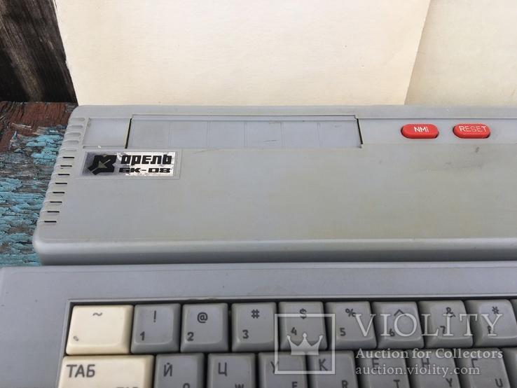 Орель бк-08 с документами и инструкцией, фото №5