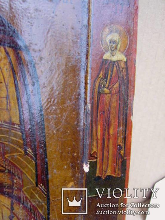 Икона Богоматерь Владимирская - 2, фото №6