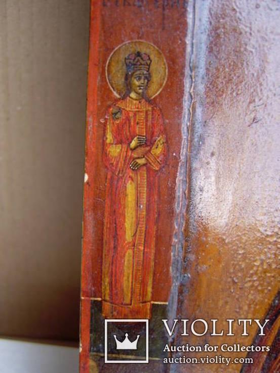 Икона Богоматерь Владимирская - 2, фото №7