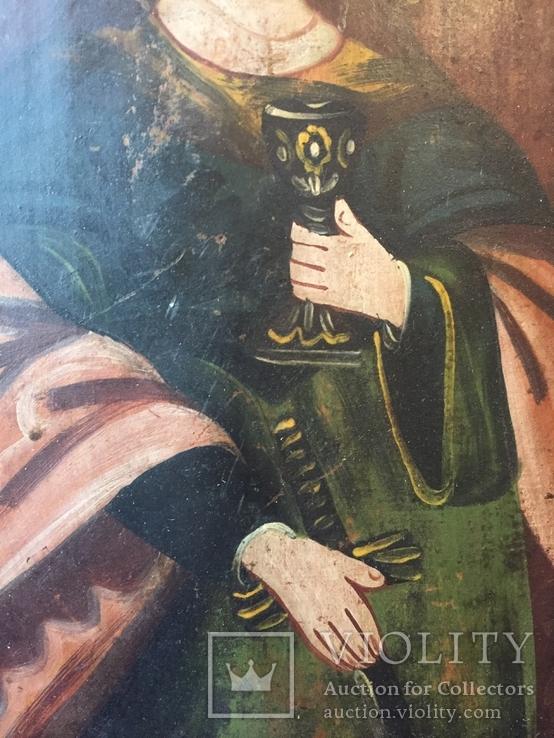 Икона Варвара, фото №4