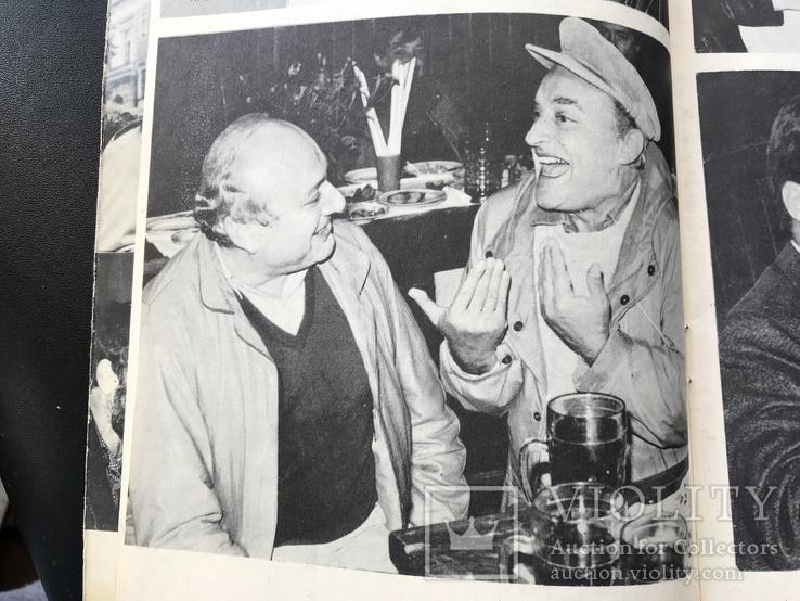 1988 Одесса. Золотой Дюк. Кинофестиваль, фото №5