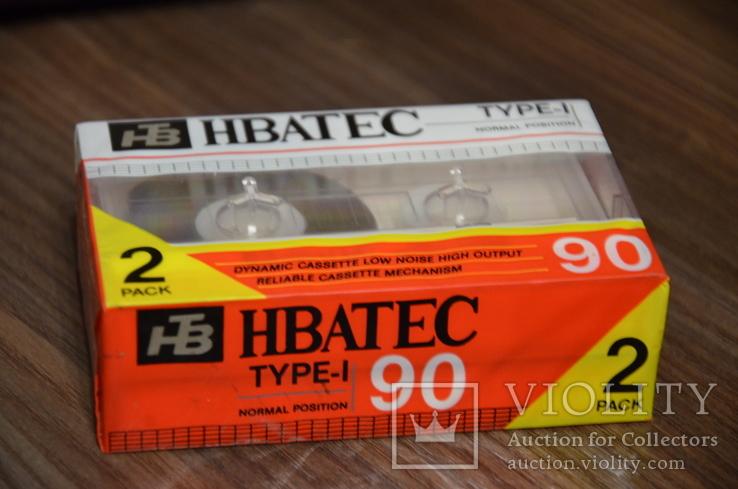 Аудиокассеты HBATEC 2 шт. одним лотом, фото №3
