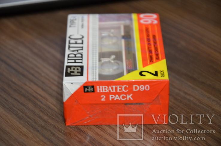 Аудиокассеты HBATEC 2 шт. одним лотом, фото №5