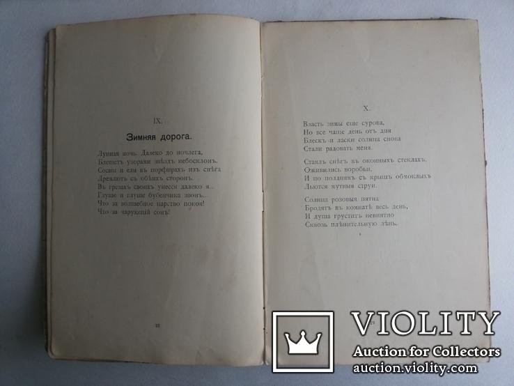 Песни земли Федоров А М 1909 Стихотворения, фото №8