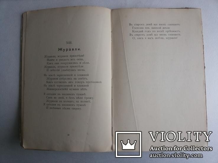 Песни земли Федоров А М 1909 Стихотворения, фото №9
