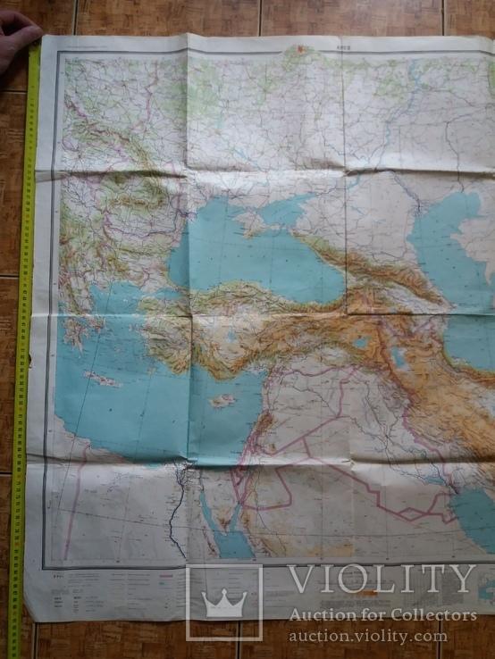 Аэронавигационная карта - Киев., фото №2