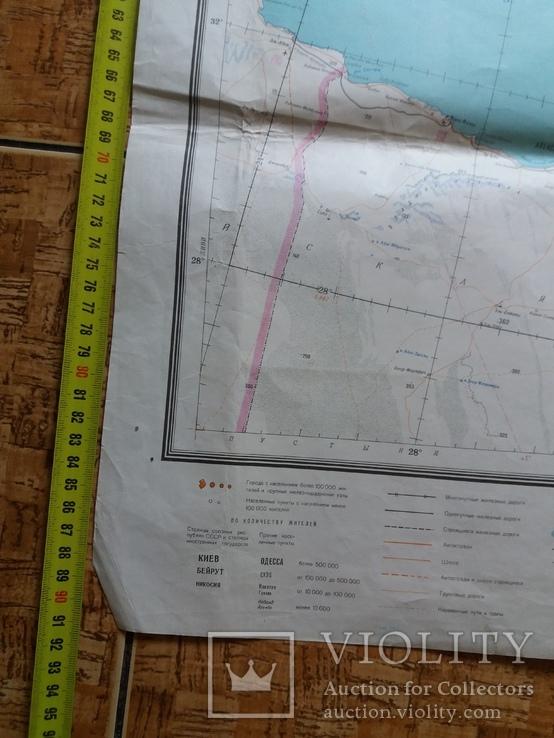 Аэронавигационная карта - Киев., фото №3