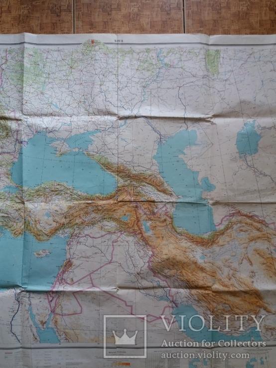 Аэронавигационная карта - Киев., фото №6