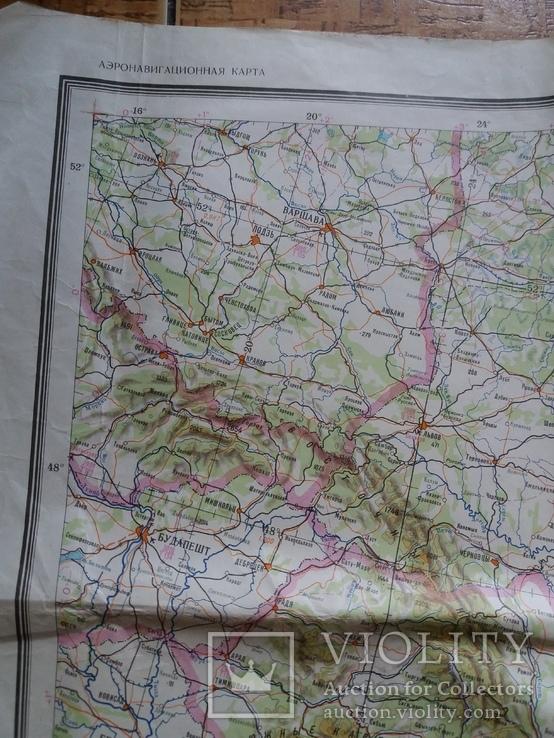 Аэронавигационная карта - Киев., фото №7