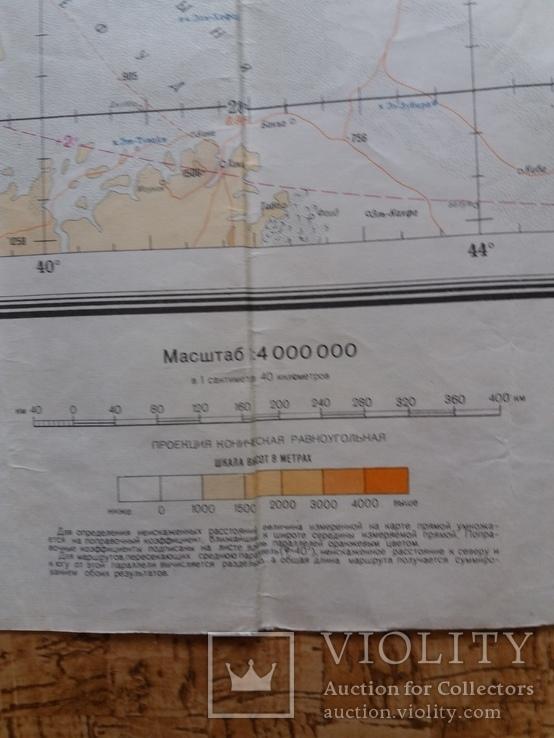 Аэронавигационная карта - Киев., фото №10