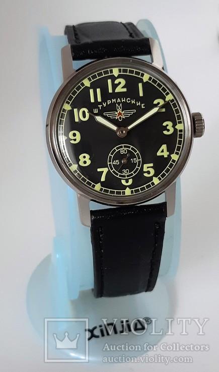 Часы  Марьяж Штурманские, фото №10