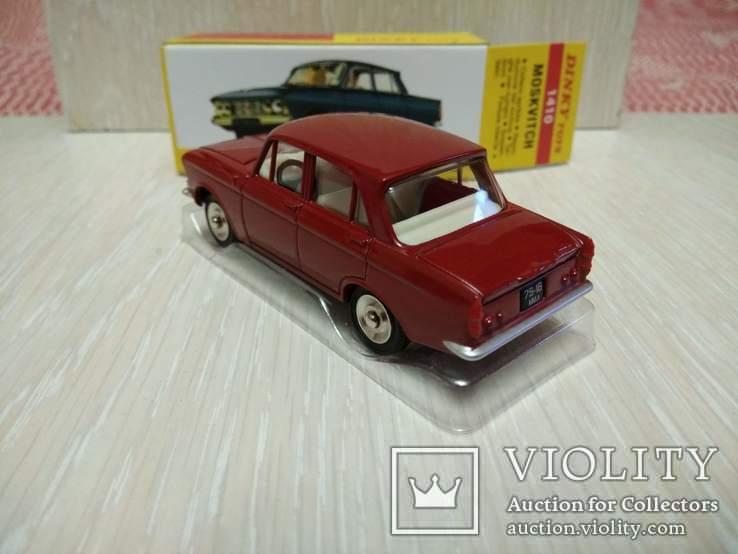 Москвич 408, 1/43, Dynky Toys, ремейк от Atlas, фото №5