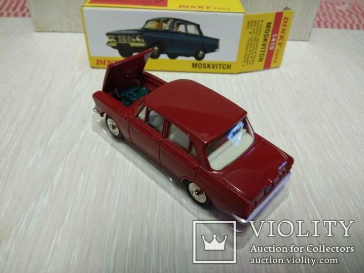Москвич 408, 1/43, Dynky Toys, ремейк от Atlas, фото №7