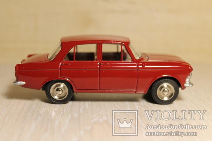 Москвич 408, 1/43, Dynky Toys, ремейк от Atlas, фото №10