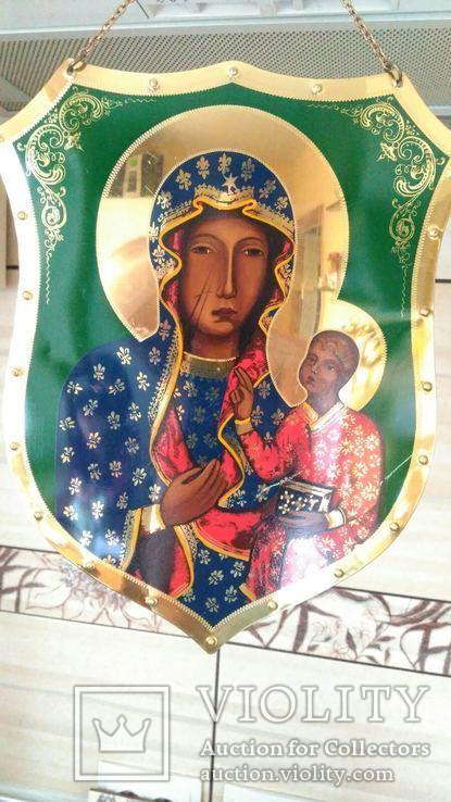 Ченстоховская  икона Божией Матери, фото №2