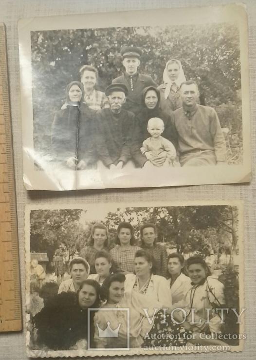 Фотографии селян 2шт., фото №2