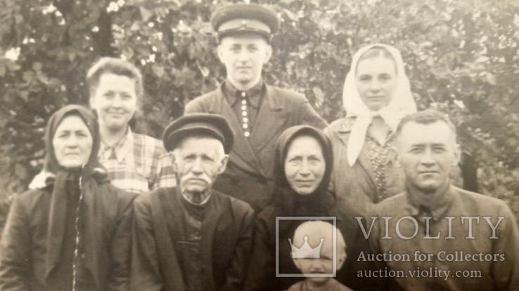 Фотографии селян 2шт., фото №5