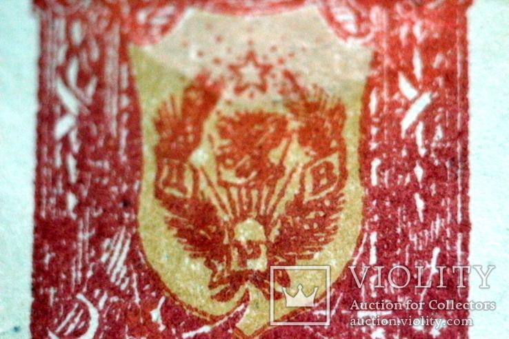 Гражданская война. Дальневосточная республика. Чита. 1921.не клеянная, фото №5