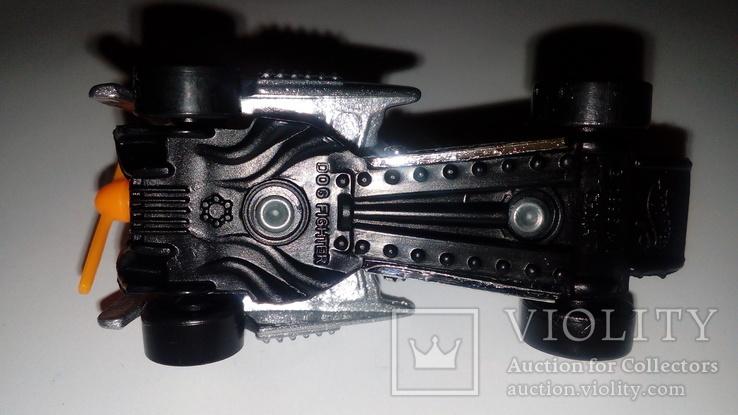 Машинка Хот Вилс Hot Wheels Аэромобиль стального цвета, фото №6