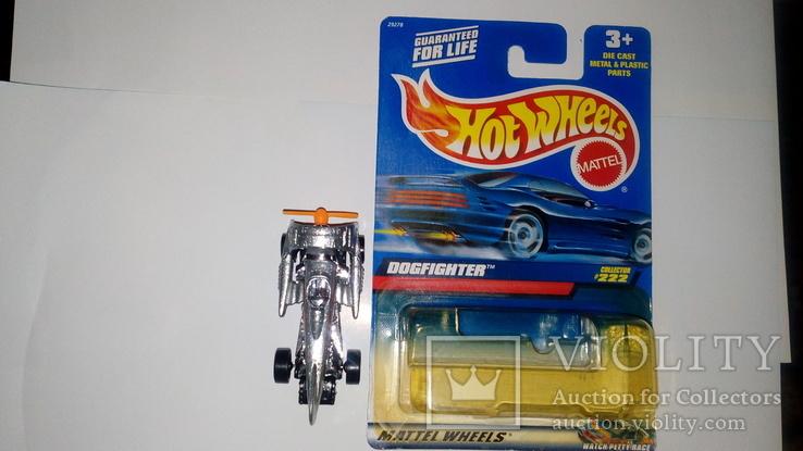 Машинка Хот Вилс Hot Wheels Аэромобиль стального цвета, фото №7