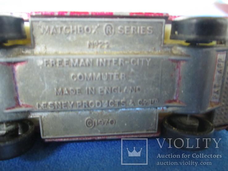 Модель matchbox., фото №10