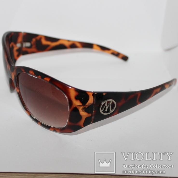 Винтажные Женские солнечные очки, фото №3