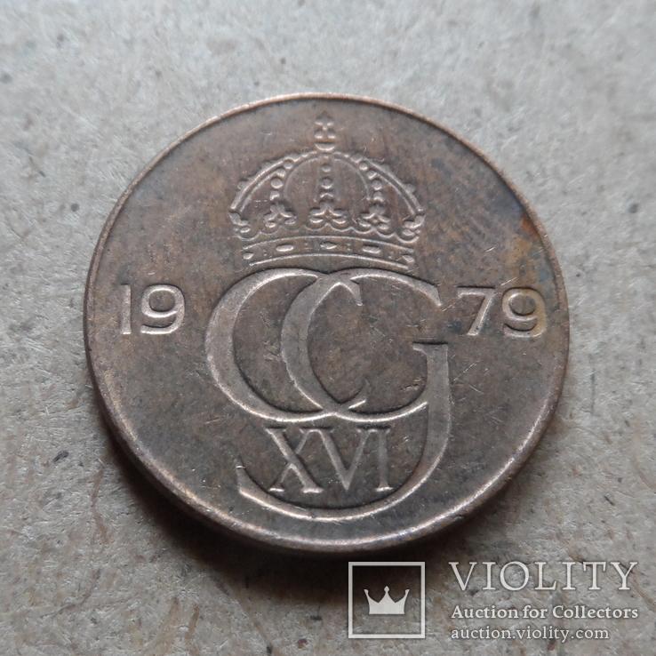 5 эре 1979 Швеция (П.7.24)~, фото №2