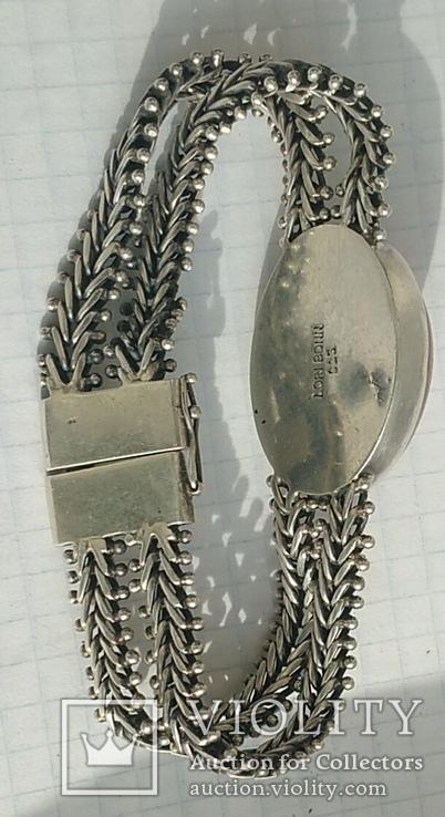 Браслет, серебро 925 пробы., фото №4