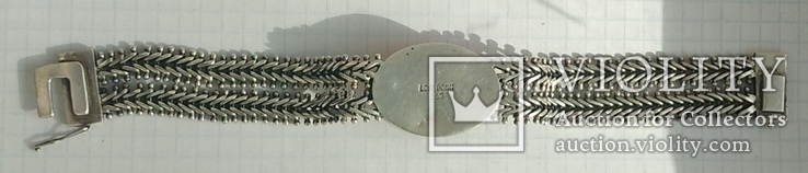 Браслет, серебро 925 пробы., фото №9