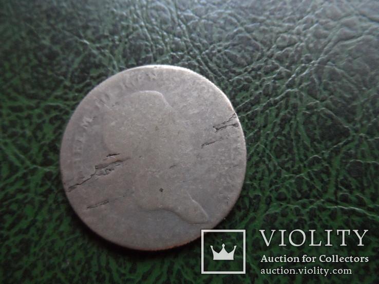 1/6 талера 1812  Германия серебро     ($6.2.8)~, фото №4