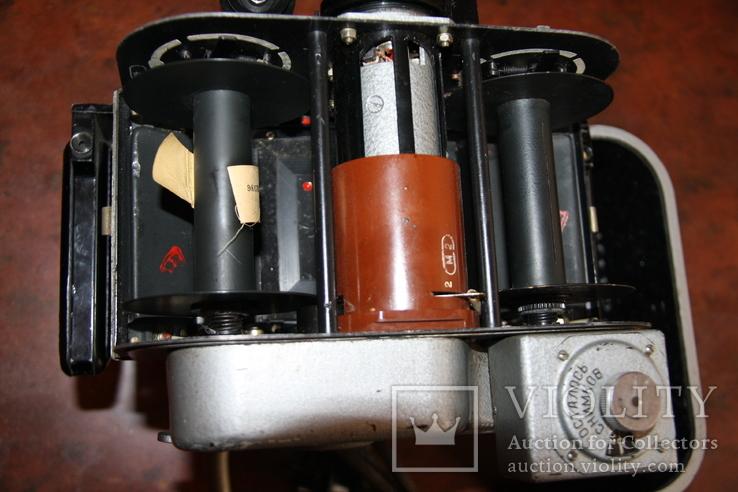 Фотоаппарат АФА РА-39. Уран 27., фото №7