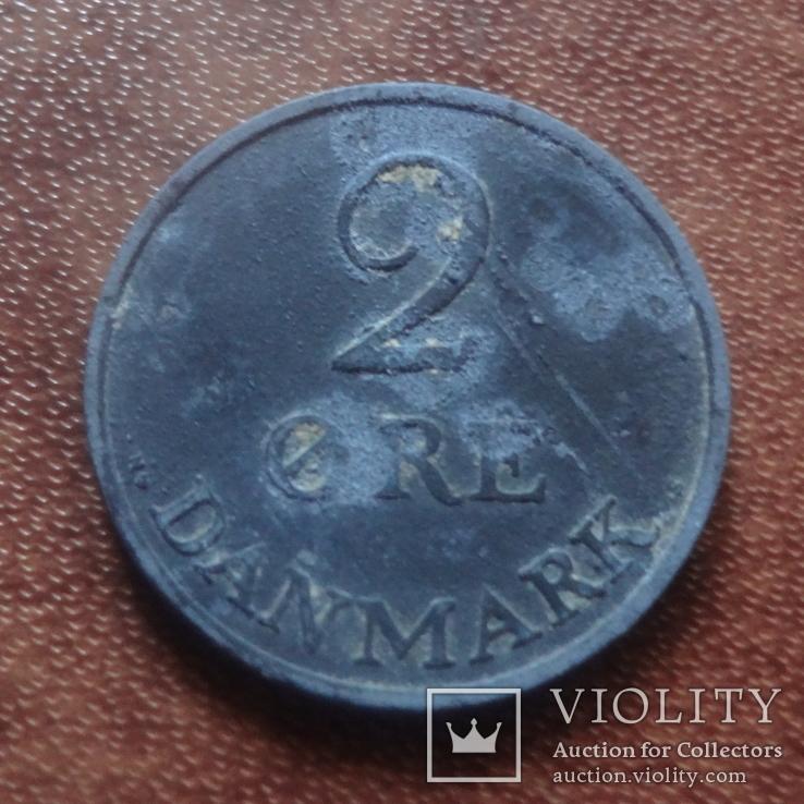 2 эре 1950 Дания (М.6.32)~, фото №3