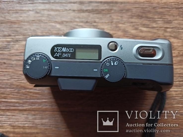 Фотоаппарат NIKON zoom M800 AF date, фото №6