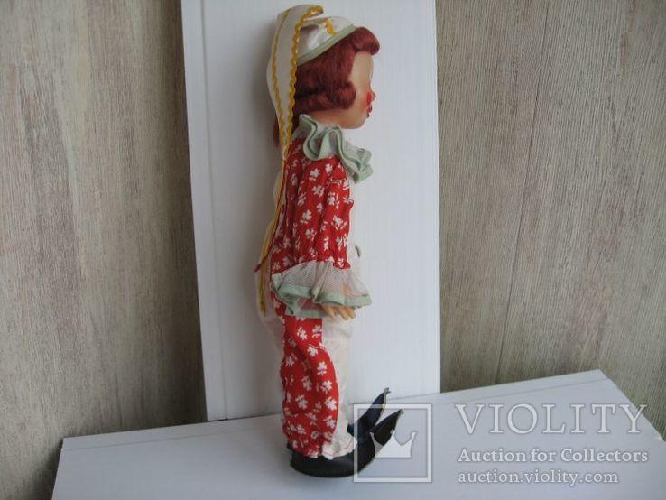 Кукла паричковая Клоун фабрики 8 Марта, СССР., фото №7
