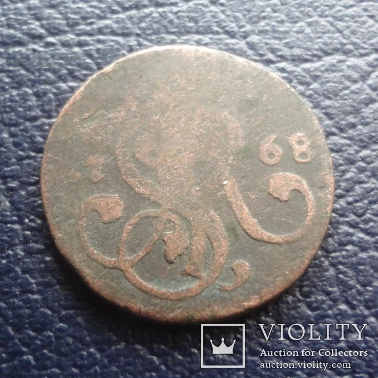 1  грош  1768   Польша   (F.1.30) ~, фото №2