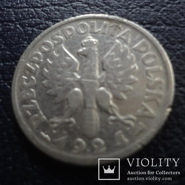 1  злотый  1924  Жница  Польша серебро   (F.1.7) ~, фото №7