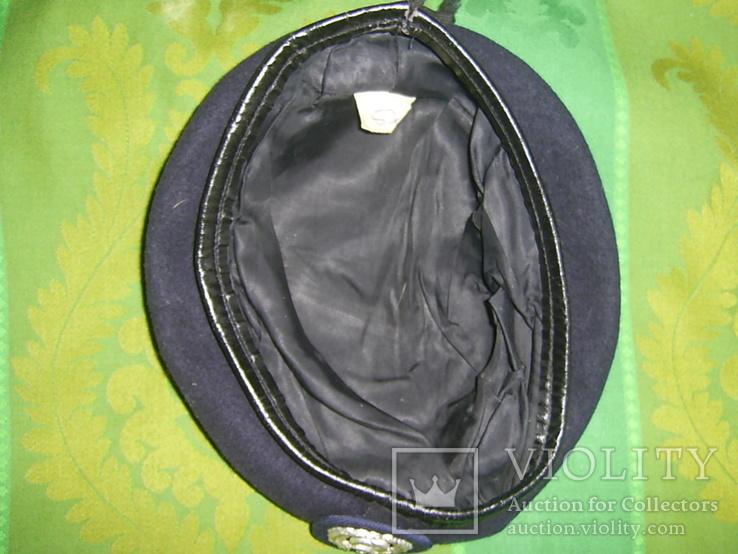 Берет форменный с кокардой, фото №6