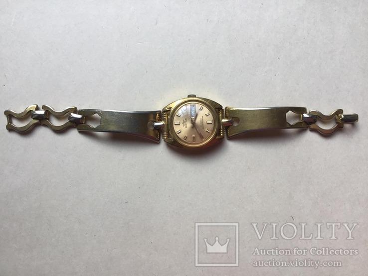 Наручные часы  с браслетом  ROYCE, Швейцария, идут., фото №7