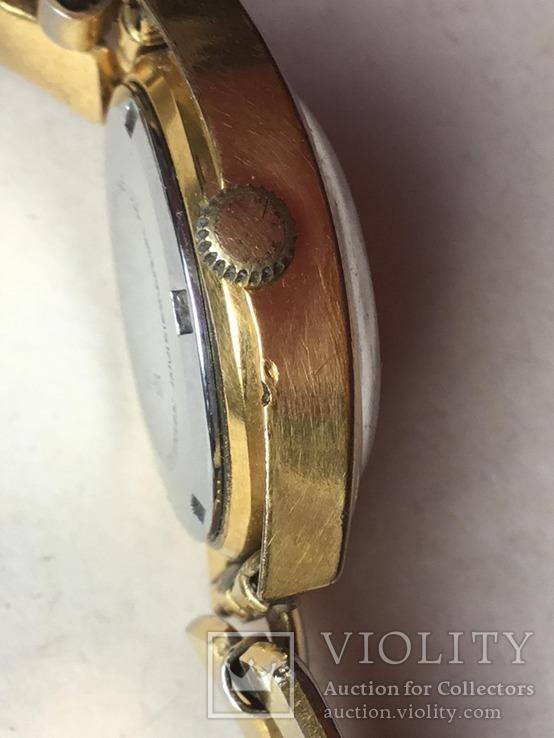Наручные часы  с браслетом  ROYCE, Швейцария, идут., фото №12