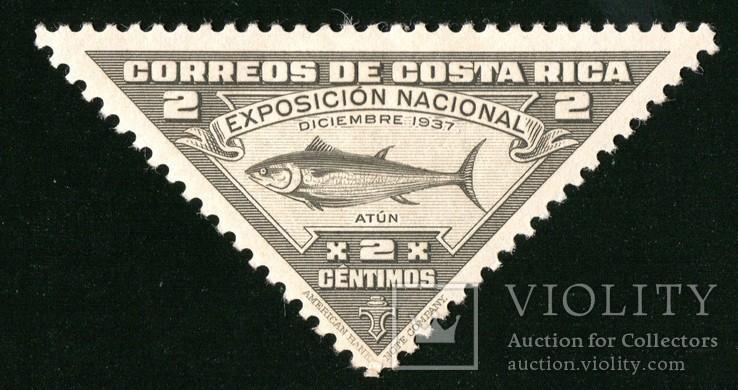 Коста -Рика. Подборка.11шт, фото №4