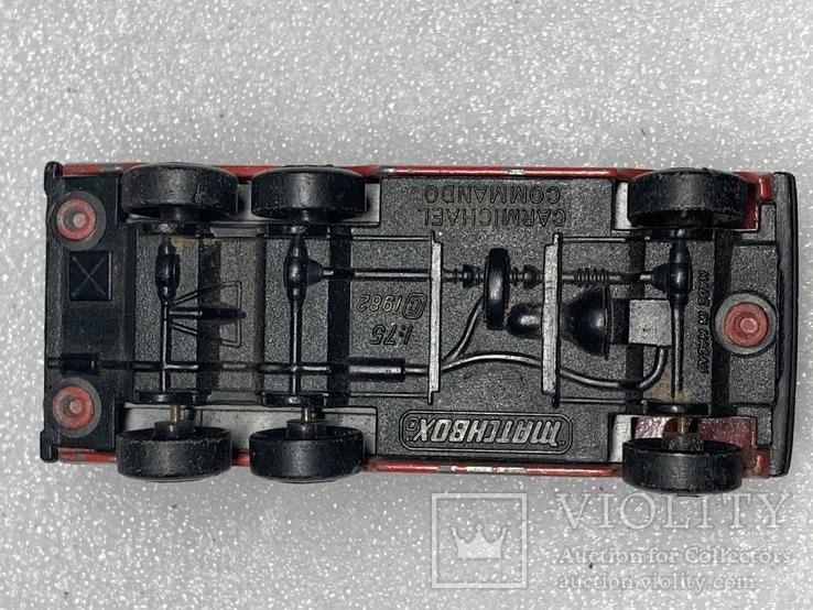 Машинка Matchbox 1/75.  1992, фото №5