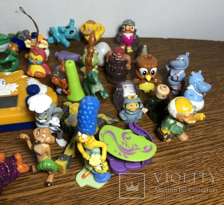 Игрушки из «Киндер сюрприз», фото №7