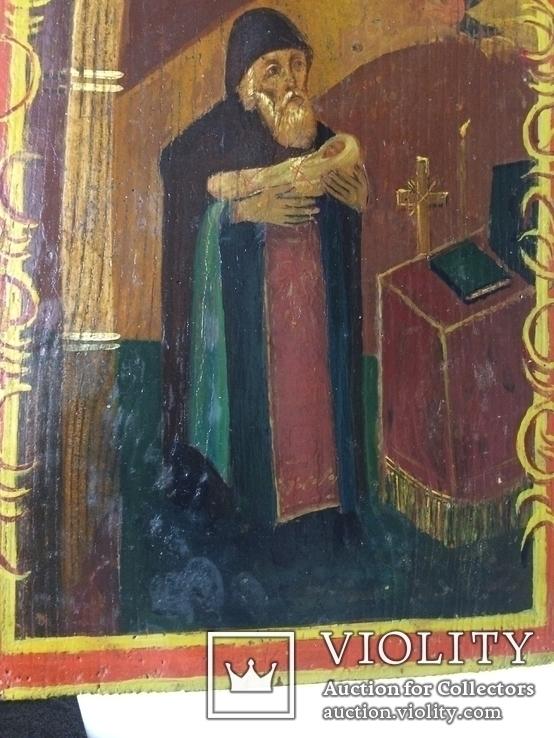 Икона Устилиан Чадозаступник, фото №5
